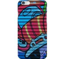 SanFran Garage Door - horizontal iPhone Case/Skin