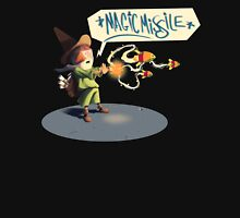 """The wizard casts """"Magic Missile"""" Classic T-Shirt"""