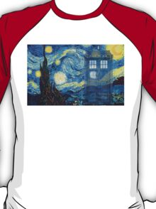 The Doctor and Vincent T-Shirt