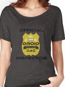 Official Droid Inspector Women's Relaxed Fit T-Shirt