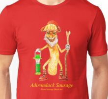 Rob Gamble's and Shawn Mahoney's Adirondack Sausage copy right 2015 Unisex T-Shirt