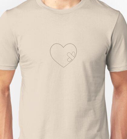 katawa shoujo heart Unisex T-Shirt