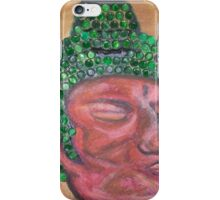 Ethnic collection 2 posters,prints and cards case buda head iPhone Case/Skin