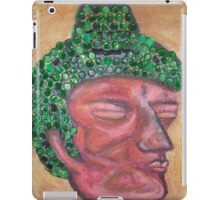Ethnic collection 2 posters,prints and cards case buda head iPad Case/Skin