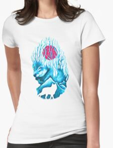 Wild Winter Womens Fitted T-Shirt