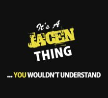 It's A JACEN thing, you wouldn't understand !! by satro