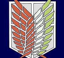Ho-oh Scouting Legion Logo by kruegerm16