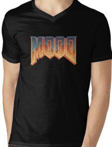 MOOD of DOOM Mens V-Neck T-Shirt