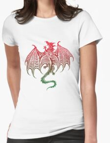 Dragon 578 Womens Fitted T-Shirt