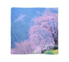 By The Cherry Blossom Tree Scarf
