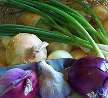 Onions in the Bag by WalnutHill