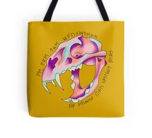 we are the daughters of witches you could'nt burn Tote Bag