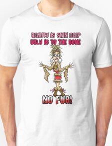 NO FUR Unisex T-Shirt