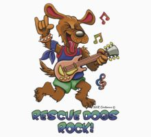RESCUE DOGS ROCK! by Voice for Animals .