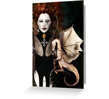 Dragon Keeper Greeting Card