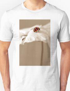 White Valley Walk Unisex T-Shirt