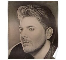 Chris Young in Pencil Poster