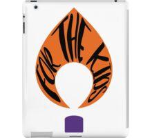 FTK Flame--Clemson University iPad Case/Skin