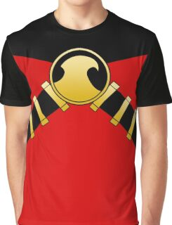 Red Robin Symbol Graphic T-Shirt