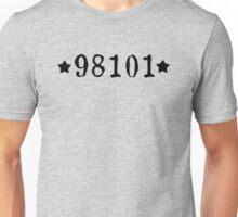 Seattle-98101 Unisex T-Shirt