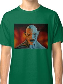 Azog The Orc Painting Classic T-Shirt