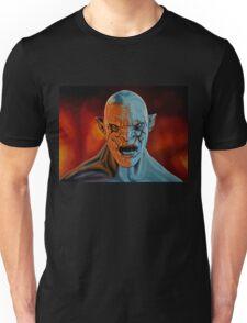 Azog The Orc Painting Unisex T-Shirt
