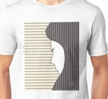 Woman of Lines Unisex T-Shirt