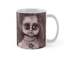 Spooky Haunted Doll Mug