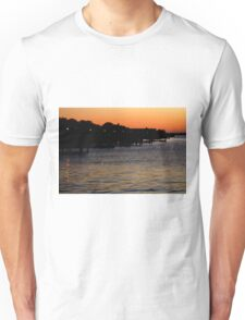 Summer Sunset Serenity Photograph  Unisex T-Shirt