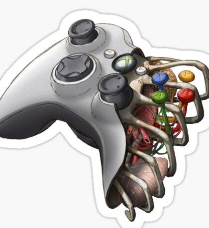Gamer Life Sticker