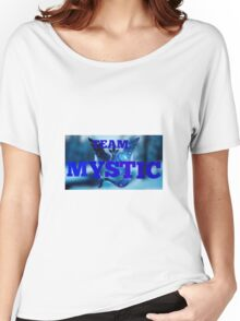 Team Mystic 1 Women's Relaxed Fit T-Shirt