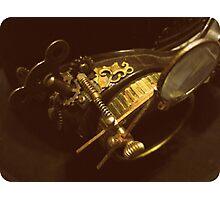 Steampunk Gentlemen's Hat 2.0 Photographic Print