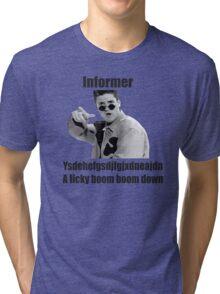 Informer 90s Rap Retro Vintage Shirt Tri-blend T-Shirt