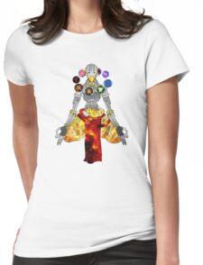 Cosmic Zenyatta  Womens Fitted T-Shirt