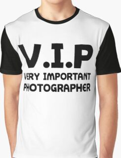 Funny Photography Shirt Graphic T-Shirt