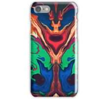 Frog Demon  iPhone Case/Skin