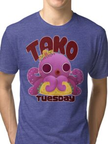 Tako Tuesday Tri-blend T-Shirt