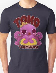Tako Tuesday Unisex T-Shirt