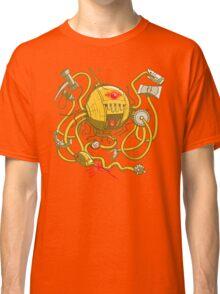 Wrecker The Robot Classic T-Shirt