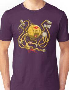 Wrecker The Robot Unisex T-Shirt