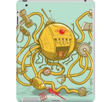 Wrecker The Robot iPad Case/Skin