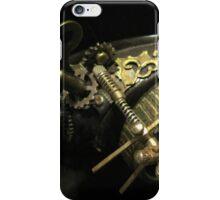 Steampunk Gentlemen's Hat 2.2 iPhone Case/Skin