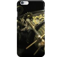 Steampunk Gentlemen's Hat 2.2 iPhone Case/Skin