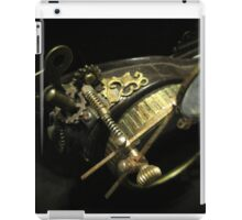 Steampunk Gentlemen's Hat 2.2 iPad Case/Skin