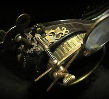 Steampunk Gentlemen's Hat 2.2 by PiscesAngel17