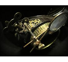 Steampunk Gentlemen's Hat 2.2 Photographic Print