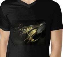 Steampunk Gentlemen's Hat 2.2 Mens V-Neck T-Shirt