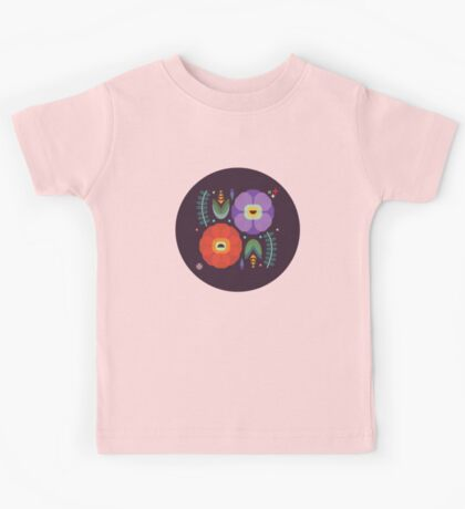 Flowerfully Folk Kids Clothes