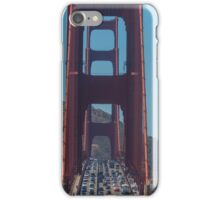 Close up of the Golden Gate iPhone Case/Skin