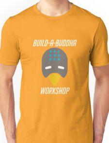 Build A Buddha workshop Unisex T-Shirt